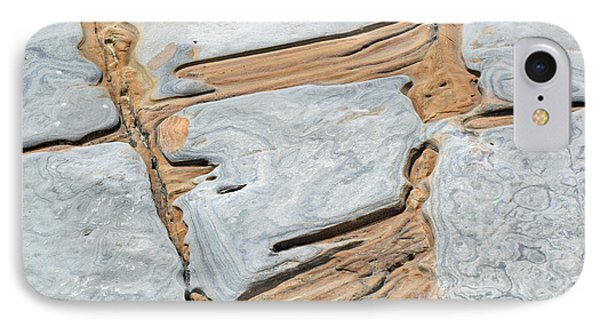 Rock Art In California's Point Lobos State Natural Reserve IPhone Case by Bruce Gourley