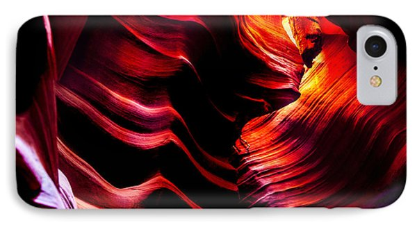 Belly Of The Beast IPhone Case by Az Jackson