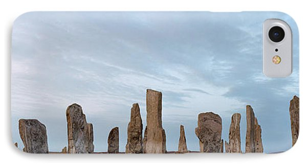 Rocks On A Landscape, Callanish IPhone Case by Panoramic Images