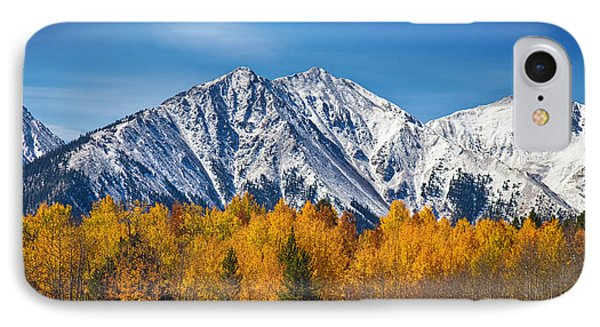 Rocky Mountain Autumn High Phone Case by James BO  Insogna