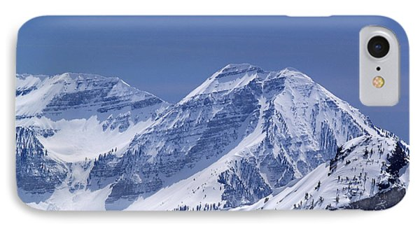 Rocky Mountain High IPhone Case by Bill Gallagher
