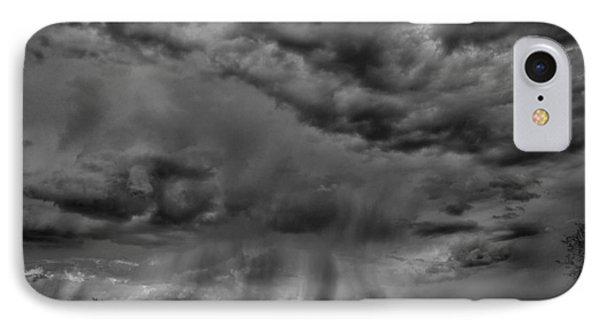 Roiling Sky Phone Case by Judi FitzPatrick