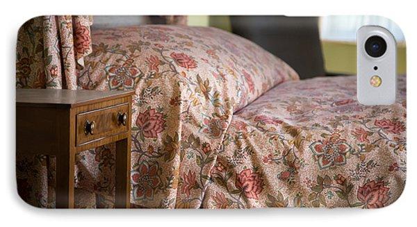 Romantic Bedroom Phone Case by Edward Fielding