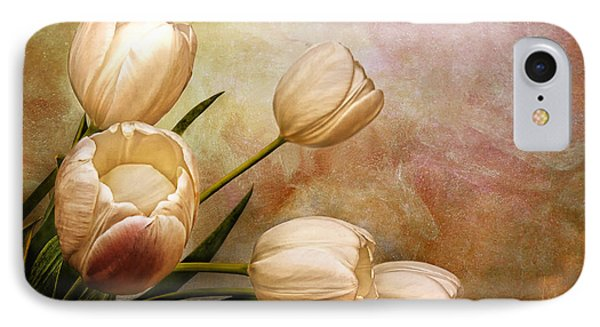 Romantic Spring Phone Case by Claudia Moeckel