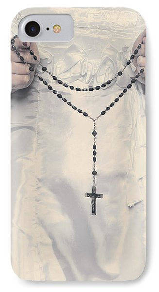 Rosary Phone Case by Joana Kruse