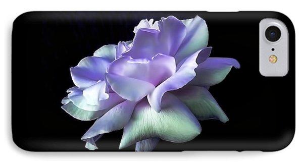 Rose Awakening Floral IPhone Case by Jennie Marie Schell