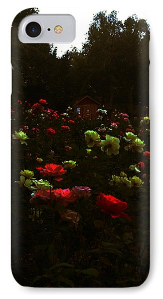 Rose Garden Phone Case by Lucy D