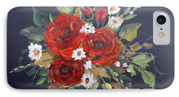 Roses Phone Case by Dorothy Maier