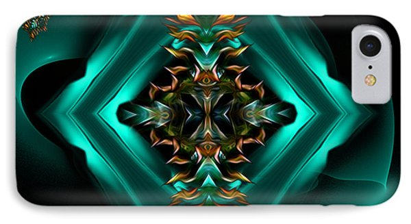 Royalty - Abstract Art By Giada Rossi Phone Case by Giada Rossi
