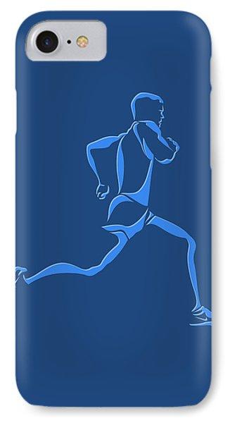 Running Runner15 IPhone Case by Joe Hamilton