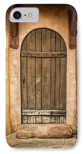 Rural Arch Door IPhone Case by Carlos Caetano