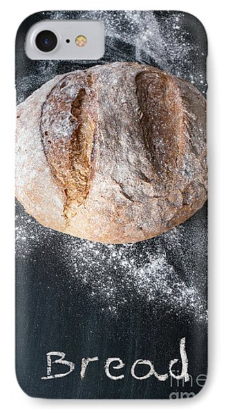 Rustic Bread IPhone Case by Viktor Pravdica