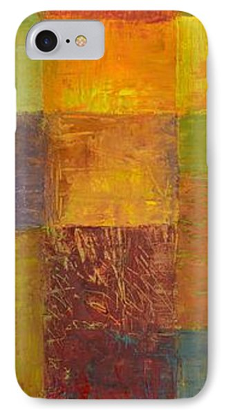 Rustic Layers 2.0 Phone Case by Michelle Calkins