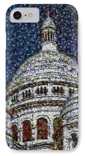 Sacre Coeur IPhone Case by Dragica  Micki Fortuna
