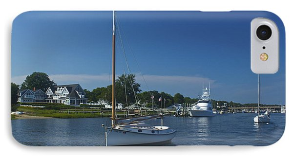 Sailboat Ride Phone Case by Amazing Jules