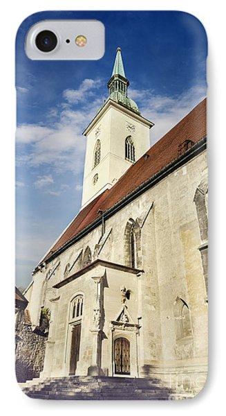 Saint Martins Cathedral  Phone Case by Jelena Jovanovic