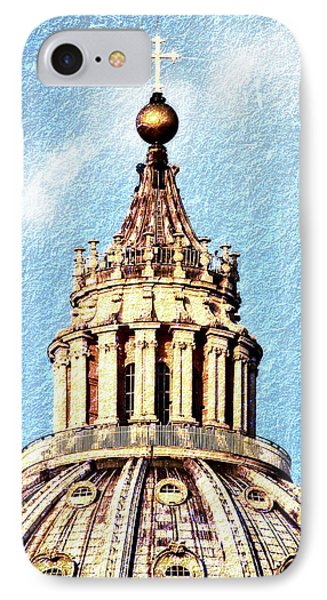 Saint Peters Dome IPhone Case by Joe Winkler