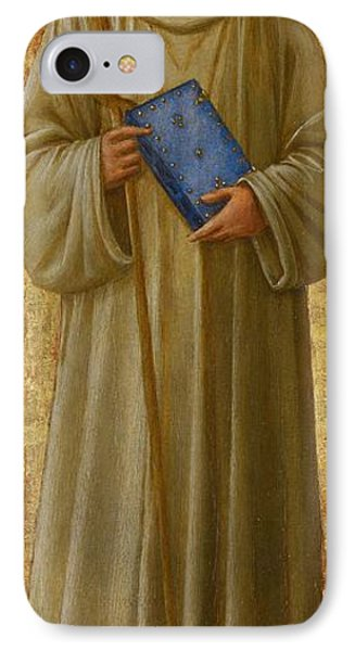 Saint Romuald IPhone Case by Fra Angelico