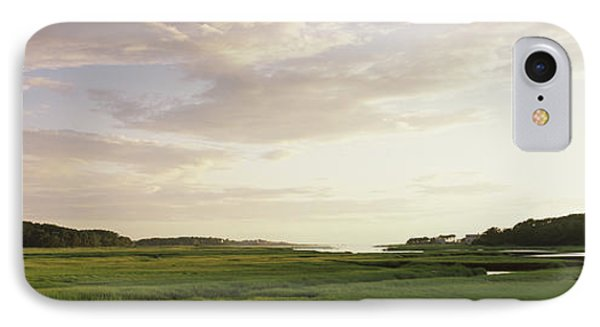 Salt Pond In A Forest, Cape Cod IPhone Case by Panoramic Images