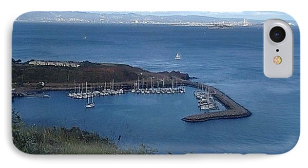 San Francisco Bay IPhone Case by Christy Gendalia