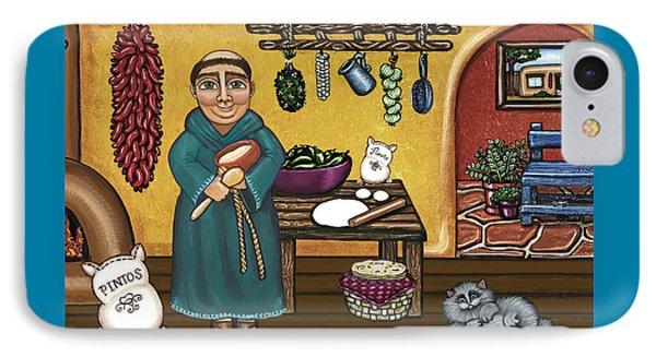 San Pascuals Kitchen IPhone 7 Case by Victoria De Almeida