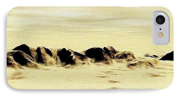 Sand Desert IPhone Case by Anastasiya Malakhova