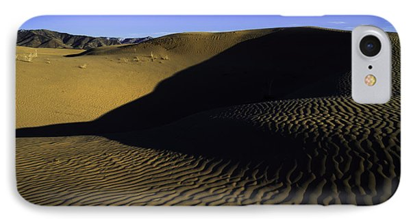 Sand Ripples IPhone Case by Chad Dutson