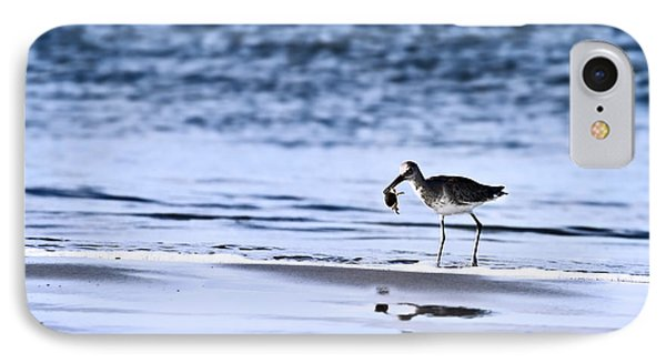 Sandpiper IPhone 7 Case by Stephanie Frey