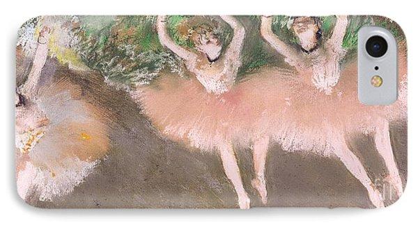 Scene De Ballet IPhone Case by Edgar Degas