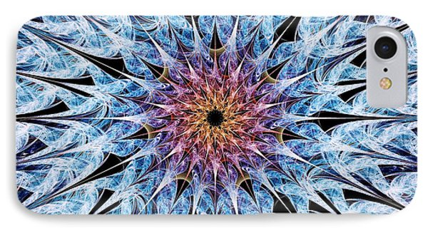 Sea Urchin Phone Case by Anastasiya Malakhova