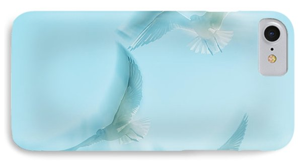 Seagulls  IPhone Case by Stelios Kleanthous