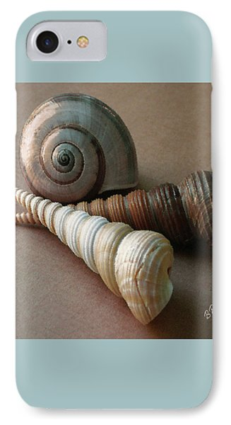 Seashells Spectacular No 29  Phone Case by Ben and Raisa Gertsberg