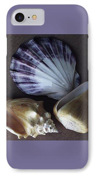Seashells Spectacular No 30 Phone Case by Ben and Raisa Gertsberg