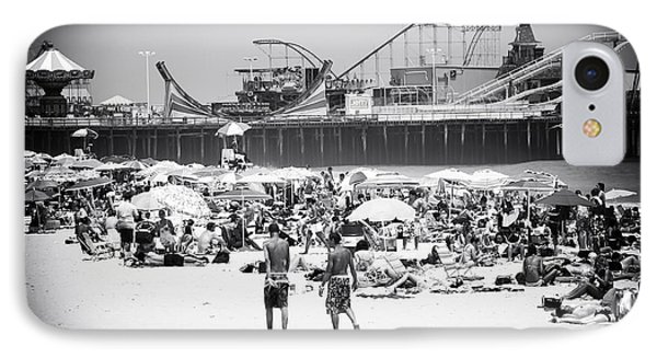 Seaside Heights Phone Case by John Rizzuto