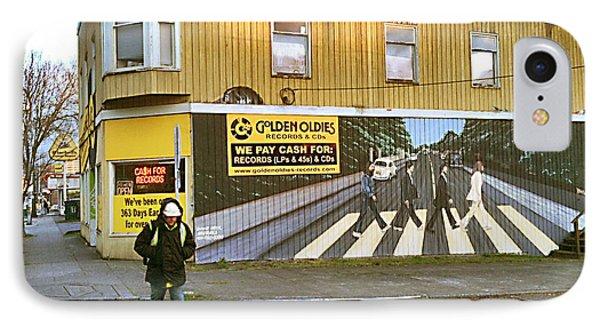 Seattle 2014. Phone Case by Frank Winters