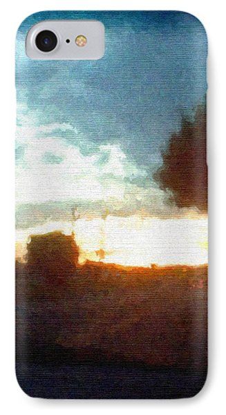Second Sunset Phone Case by Pharris Art
