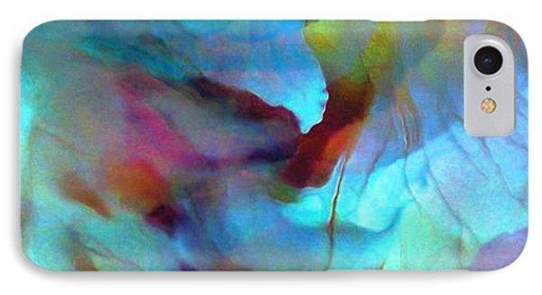 Secret Garden - Abstract Art IPhone Case by Jaison Cianelli