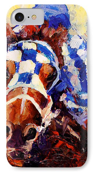 Secretariat IPhone Case by Ron and Metro
