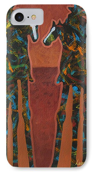 Sedona Sundown Phone Case by Lance Headlee