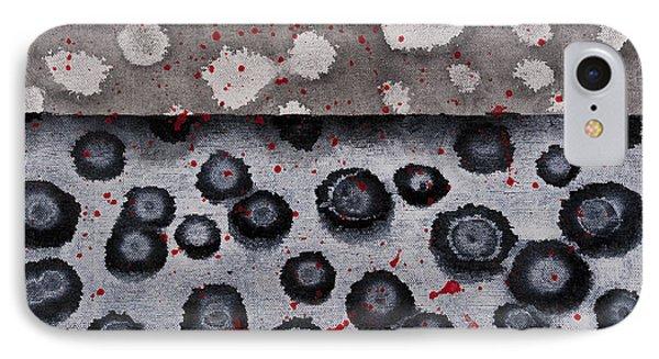 Seeds Of Life Phone Case by Darice Machel McGuire