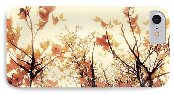September Song Phone Case by Amy Tyler