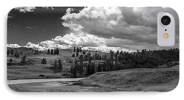 Serene Valley Phone Case by Jon Glaser