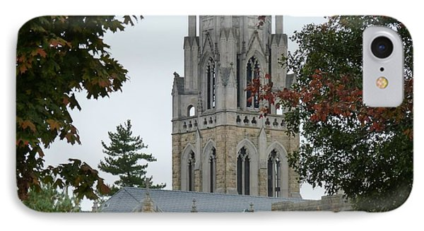 Sewanee Chapel IPhone Case by Ron Hayes