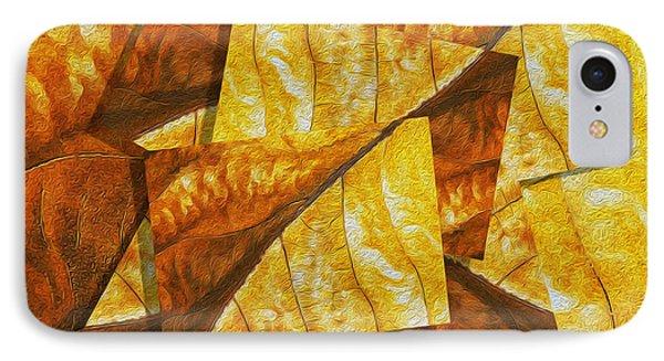 Shades Of Autumn Phone Case by Jack Zulli