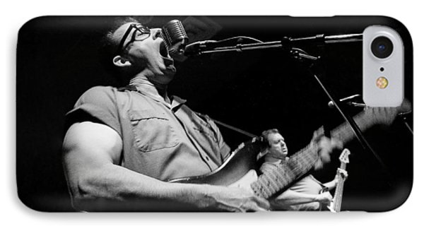 Shakin' Strat Phone Case by Ray Congrove