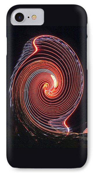 Shell Swirl Phone Case by Marian Bell