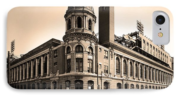 Shibe Park  IPhone Case by Bill Cannon