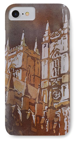 Shining Out Of The Rain IPhone 7 Case by Jenny Armitage