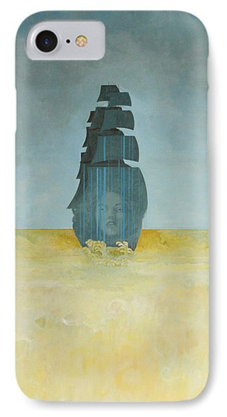 Ship IPhone Case by Sandra Cohen