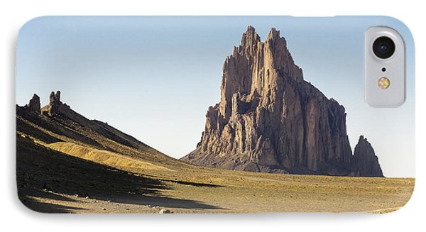 Shiprock 3 - North West New Mexico IPhone Case by Brian Harig